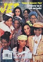 "Jet Digest Magazine ""Women of Brewster Place"" March 20, 1989"