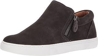 Gentle Souls Womens GS02078SU Lowe Double Zip Low Profile Sneaker