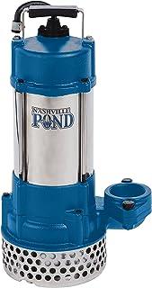 Nashville Pond A-21 General Duty Water Pump 230v 1HP 5800GPH