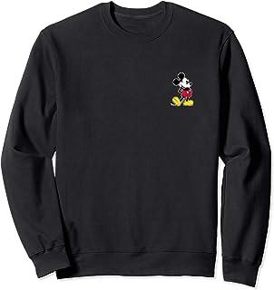 Disney Mickey Mouse Classic Small Pose Sweatshirt