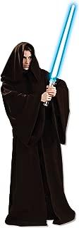 Rubie's Men's Star Wars Jedi Super Deluxe Adult Robe and Lightsaber Bundle