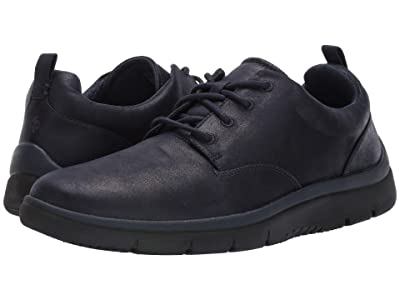 Clarks Tunsil Lane (Navy Synthetic) Men