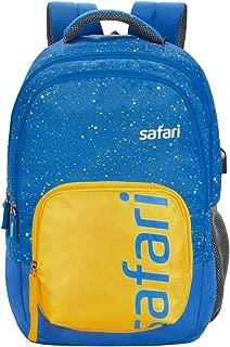 SAFARI 32 Ltrs Blue Casual Backpack (FRECKLEUSB19CBBLU)