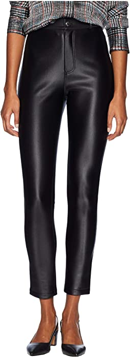 Jersey Scuba Satin Stretch Pants