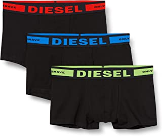Diesel Men's Boxers - UMBX-KORYTHREEPACK, Pack of 3