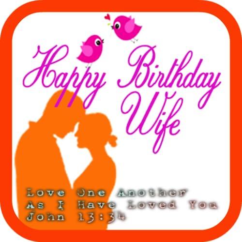 Feliz cumpleaños esposa