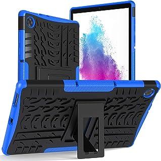 ROISKIN for Lenovo Tab M10 FHD Plus 10.3 Inch (2nd Gen) Model TB-X606F TB-X606X, Dual Layer Shockproof Armor Protective Ca...