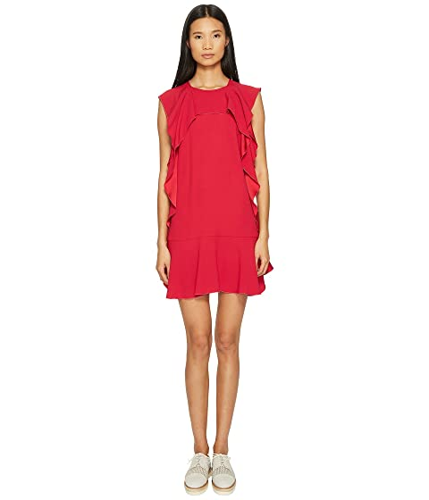 Pictures For Sale Best Place Womens Crepe Shift Dress Red Valentino Outlet Genuine Purchase For Sale Outlet Find Great tfS4S5