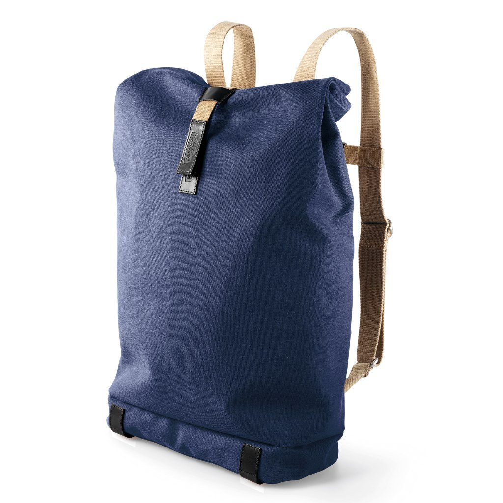 Brooks England Dark Blue Pickwick Backpack 12lt