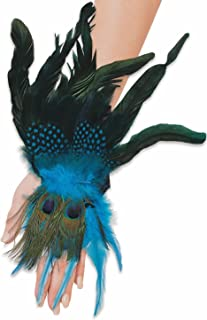 peacock tail costume accessories