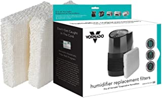 Vornado MD1-0002 Replacement Humidifier Wick Filters, 2-pk