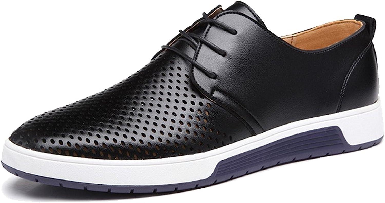 XIPAI Men's Casual Lofer Shoes Slip On Fashion Sneakers