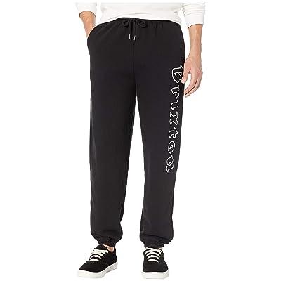 Brixton Proxy Sweatpants (Black/White) Men