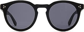 Eyewear High Noon Round Unisex Sunglasses