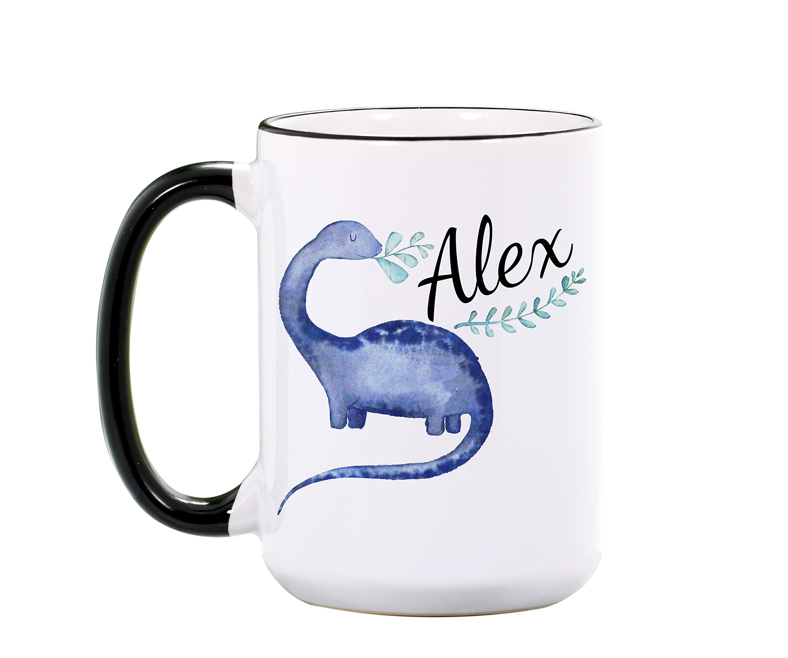 Dino Kids Cup Stainless Steel Insulated Travelers Mugs Personalized Dinosaur
