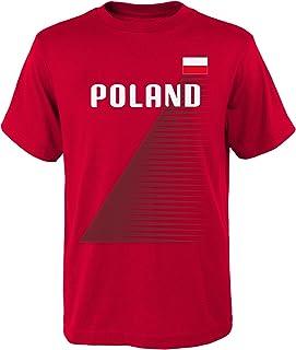 """قميص للأولاد """"فريق واحد 2018"""" كأس العالم لكرة القدم للشباب"""