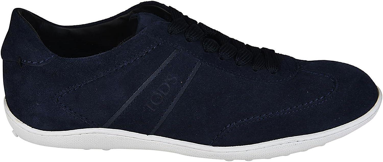 Tod Tod Tod s aktiva mocka skor blå herrar  het försäljning online