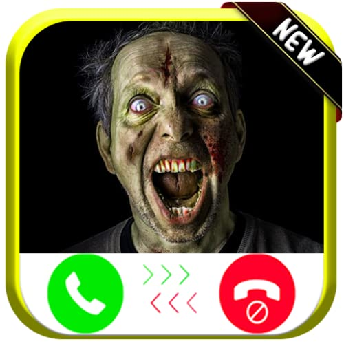 Zombie Calling You - Free Fake Phone Call And Free Fake Text Message ID PRO - PRANK 2020