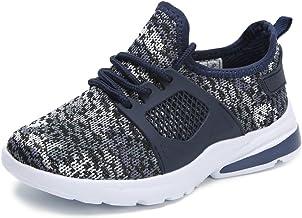 Hawkwell Boys Girls Breathable Lightweight Running Shoes(Toddler/Little Kid/Big Kid)