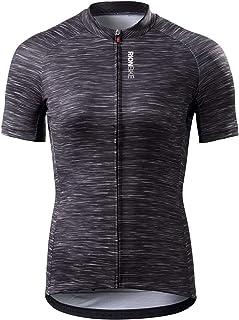 RION Women's Cycling Bike Jerseys Short Sleeves