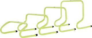 AmazonBasics Speed Training Exercise Hurdles, 4-Pack