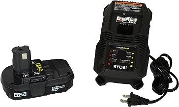 Ryobi Upgrade Bundle – 1 Ryobi P102 One+ 18V Battery & 1 Ryobi P118 One+ 18V Charger