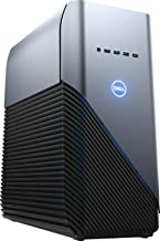 2019 Dell Inspiron Gaming Desktop Computer, AMD Ryzen 7-2700X 8-Core up to 4.3GHz, 16GB DDR4 RAM, 1TB 7200rpm HDD + 512GB SSD, Radeon RX 580, 802.11ac WiFi, Office Home & Student 2019, Windows 10 Home