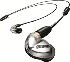 슈어 SE425 BT2 블루투스 이어폰 Shure SE425 BT2 Wireless Sound Isolating Earbuds - Silver