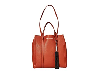 Marc Jacobs The Tag Tote (Brick) Tote Handbags