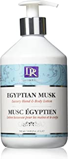 Daggett & Ramsdell Hand and Body Lotion, Egyptian Musk, 16.9 Fluid Ounce