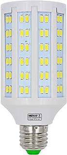 MENGS E27 Bombillas LED 20W Lámpara LED Blanco frío 6500K, AC 85-265V, 2340lm luces LED, Equivalente 160W Halógena lampara LED