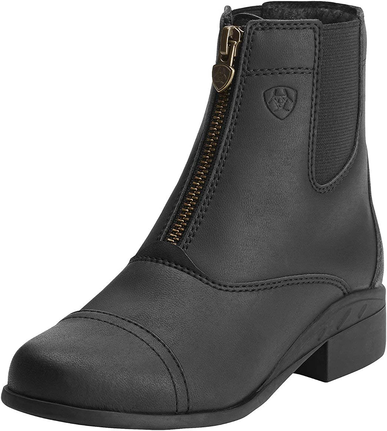 Ariat Boys' Scout Zip Paddock Riding Boot