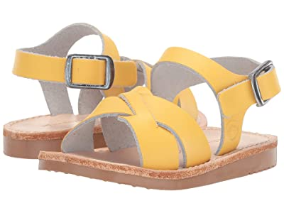 Freshly Picked Saybrook Sandal (Infant/Toddler/Little Kid) (Yellow) Kid