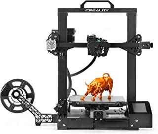 Creality CR-6 SE Leveling-Free Starter FDM 3D Printer, Auto Bed Leveling, Five-Minute Assembly, TMC2209 Drivers, Enhanced ...