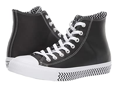 Converse Chuck Taylor All Star Mission-V Hi (Black/White/White) Women