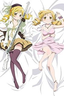 魔法少女まどか☆マギカ 巴 マミ抱き枕 2Wayトリコットカバー58016(160*50)