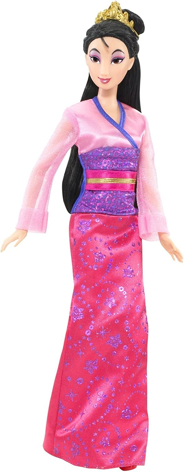 Disney Sparkling Princess Mulan Super beauty product restock quality Beauty products top Doll
