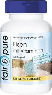 Hierro con Vitaminas - Suplemento