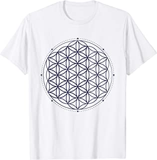 flower of life t shirt