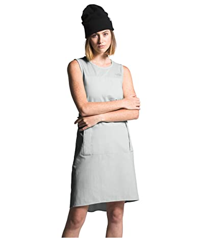 The North Face Explore City Bungee Dress (Tin Grey) Women
