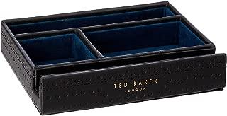 Ted Baker Valet Tray Beauty Case, Black