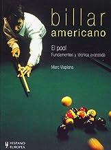 Amazon.es: Unique_Rare_Books - Billar / Deporte: Libros