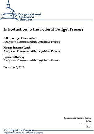 Introduction to the Federal Budget Process (English Edition)