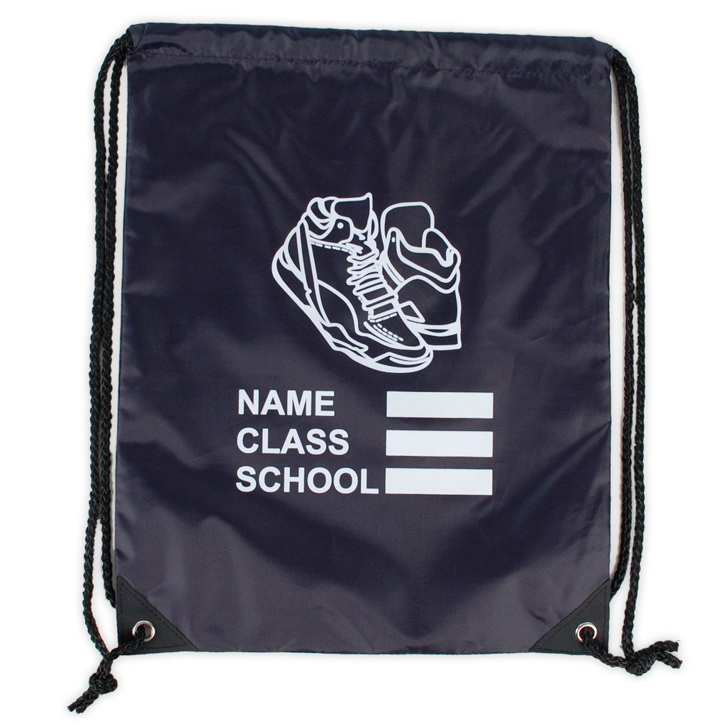 adam /& eesa Shadow Stripe Gym Sports Games School PE Black