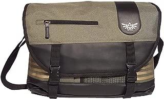 Legend Of Zelda Men's Messenger Bag, Green