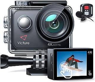 Victure AC920 Cámara Deportiva 4K 60FPS 20MP Wi-Fi (Cámara