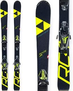 Fischer RC4 Race Jr. Skis w/ FJ4 AC SLR Bindings Kid's