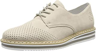 N0229-60, Zapatos de Cordones Derby para Mujer