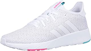 adidas Women's Questar X BYD Running Shoe, FTWWHT,SHOPNK, 7