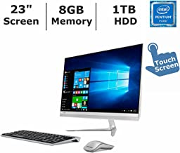 2017 Newest Lenovo IdeaCentre 510S All-in-One Desktop PC with Wireless Keyboard & Mouse, 23